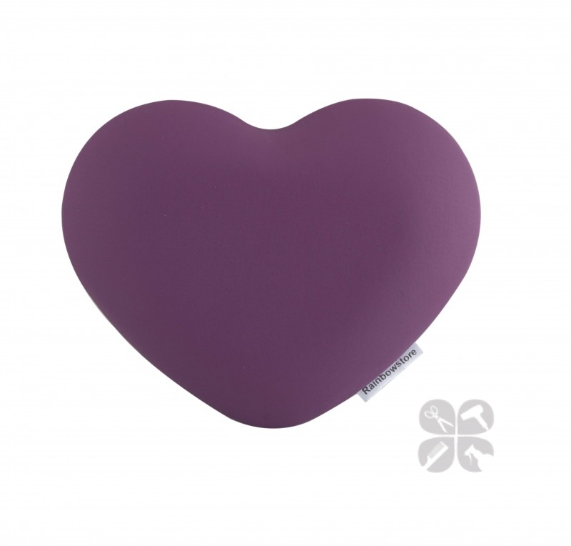 Rainbow подушка под локти мастера маникюра Heart violet