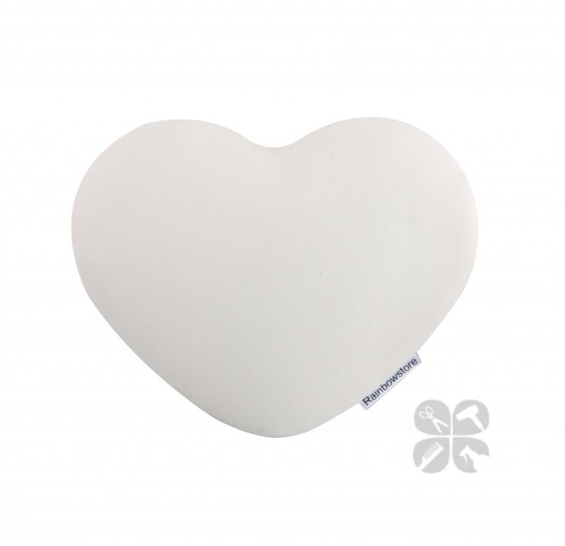 Rainbow подушка под локти мастера маникюра Heart white