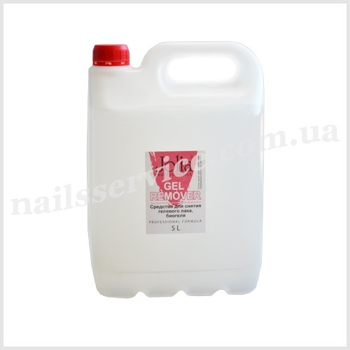 Jolia gel remover, 5 л