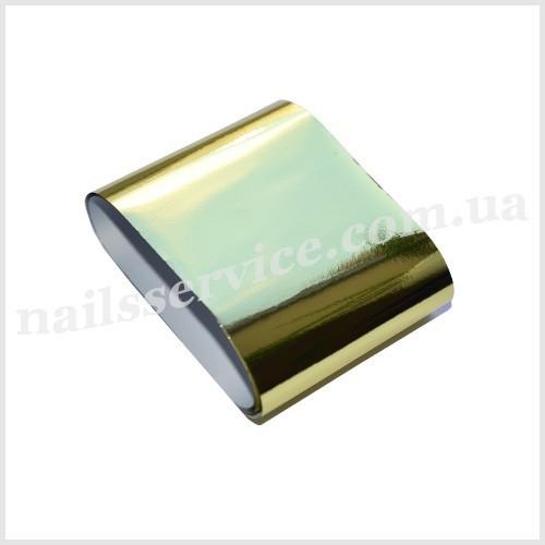 Фольга для литья Германия №180 золото, 5х100 см