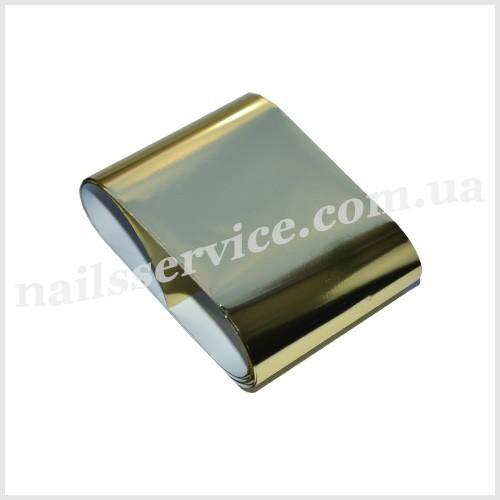 Фольга для литья Германия №231 золото, 5х100 см