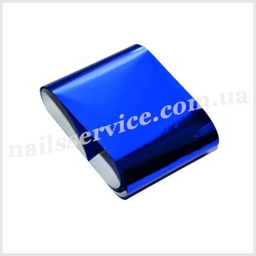 Фольга для литья Германия №302 синяя, 5х100 см
