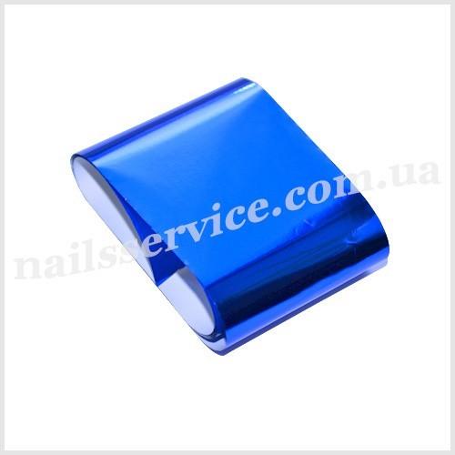 Фольга для литья Германия №391 голубая, 5х100 см