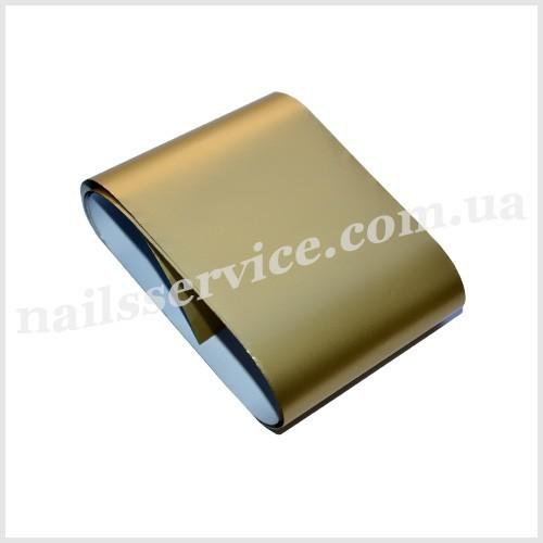 Фольга для литья Германия №429N золото матовое, 5х100 см