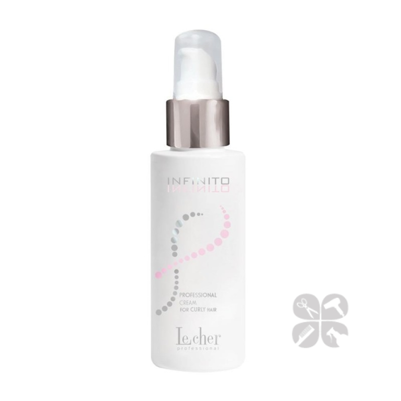 Lecher Infinito крем для вьющихся волос, 100 мл