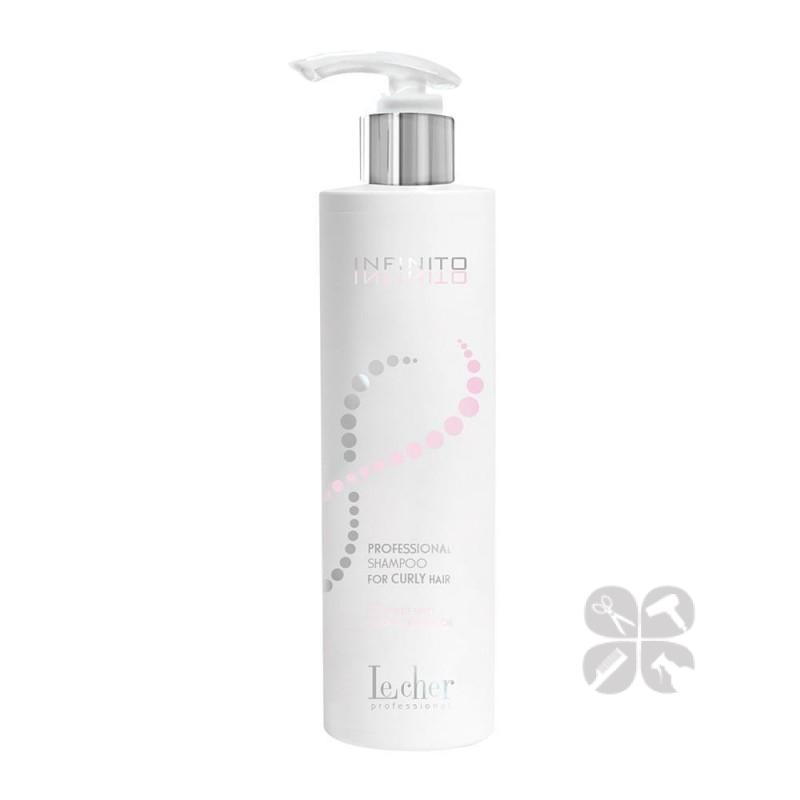 Lecher Infinito шампунь для вьющихся волос, 500 мл