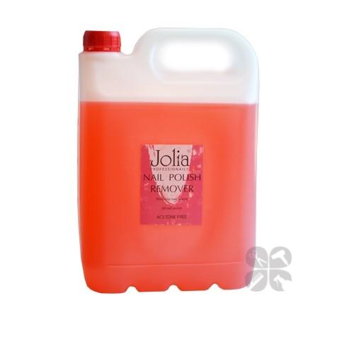Jolia Жидкость для снятия лака, 5 литров