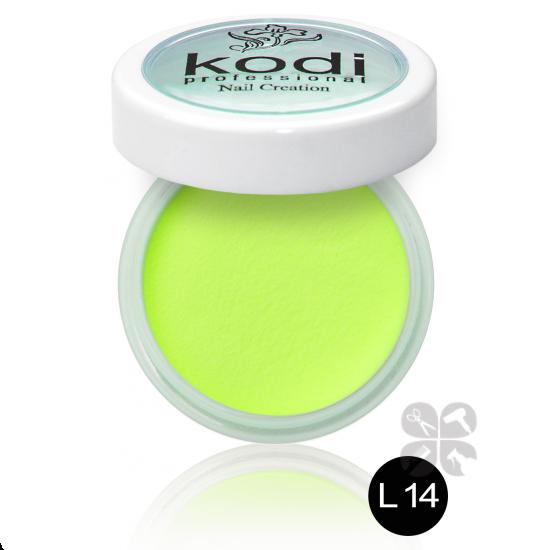 KODI цветной акрил L-14, 4,5 г