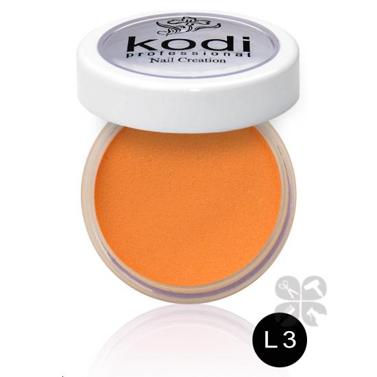KODI цветной акрил L-3, 4,5 г