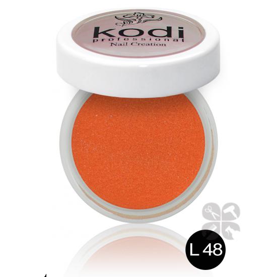 KODI цветной акрил L-48, 4,5 г