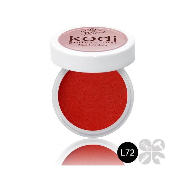 KODI цветной акрил L-72, 4,5 г