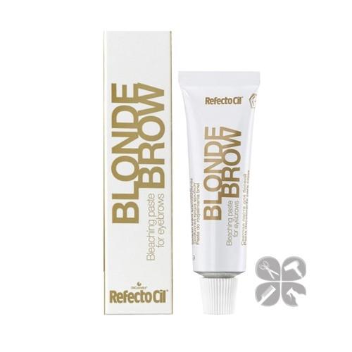 RefectoCil краска для бровей и ресниц №0 blond brow, 15 мл
