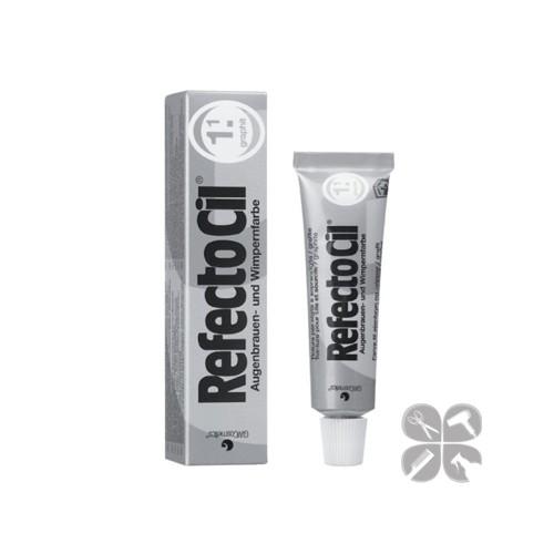 RefectoCil краска для бровей и ресниц №1.1 графит, 15 мл