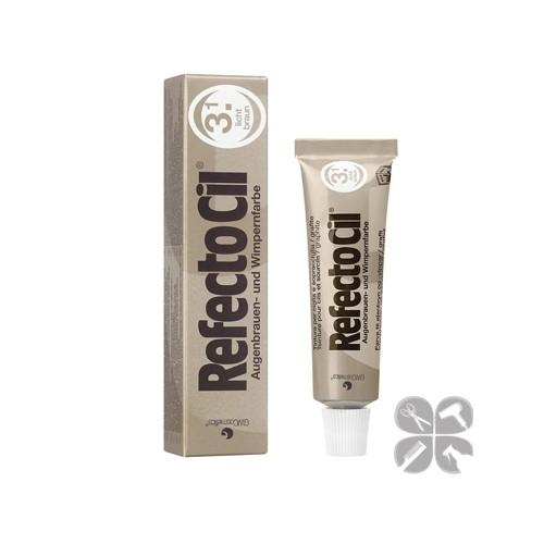 RefectoCil краска для бровей и ресниц №3.1 светло-коричневая, 15 мл