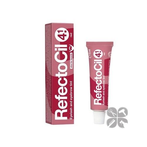 RefectoCil краска для бровей и ресниц №4.1 красный, 15 мл
