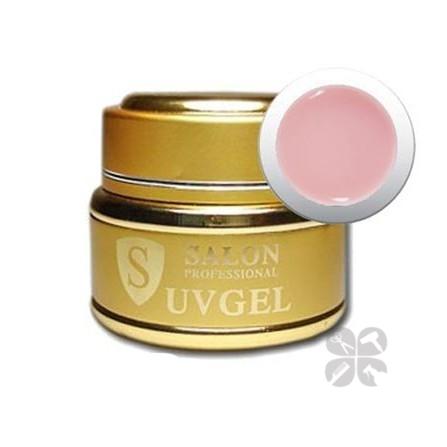 Salon Prima Gel Pink гель моделирующий розовый, 15 мл