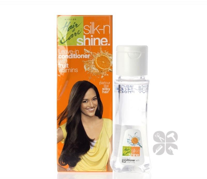 Silk N Shine масло для волос для посеченных кончиков термозащита, 50 мл