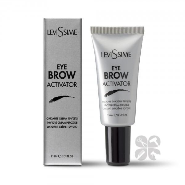 LeviSsime Eye brow activator окислитель кремовый 3% (10V), 15 мл